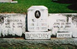 Clifford A. Bowdry