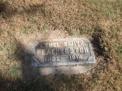 Ethel <i>Smith</i> Featherston