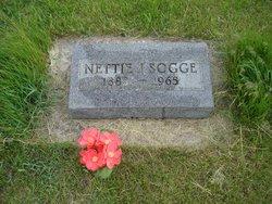 Nettie <i>Hamland</i> Sogge