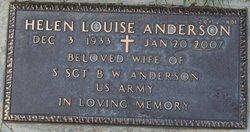 Helen Louise Anderson