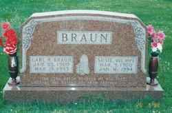 Susie Pearl <i>Silver</i> Braun