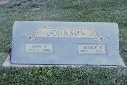 Annbell <i>Batsel</i> Johnson