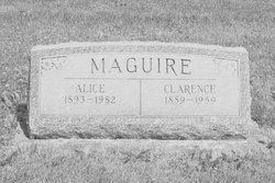 Alice <i>Aichholz</i> Maguire