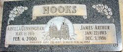 James Arthur Hooks