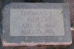 Thomas LeRoy Bird