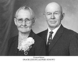 Grace Mable <i>Dixon</i> Schawo