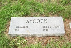 Donald Aycock