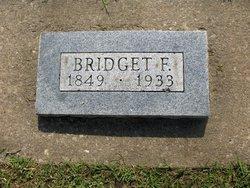 Bridget F Aniol