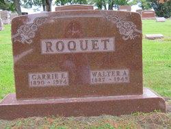 Carrie E. <i>Allman</i> Roquet