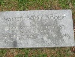 Sgt Walter Doyle Roquet