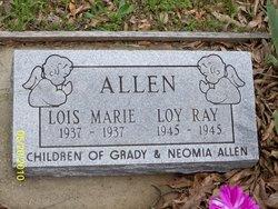 Loy Ray Allen