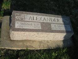 Harry Edward Alexander