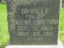 Orville Waltman