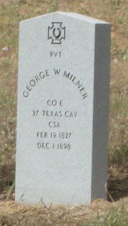 George Washington Milner