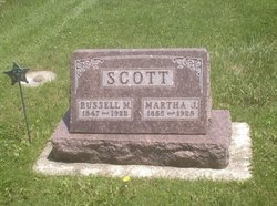 Martha J. <i>Gettys</i> Scott