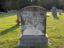 Mary Ann <i>Halbert</i> Barksdale