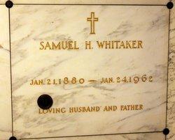 Samuel Hathaway Whitaker