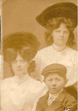 Myrtle C. Myrtie <i>Berg</i> Goodwin