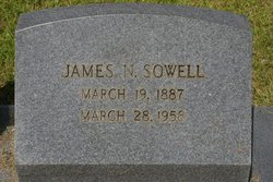 James Nathaniel Sowell