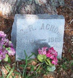 George Riley Achor