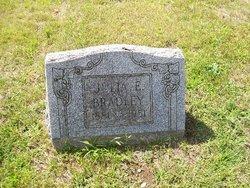 Julia E <i>Deets</i> Bradley