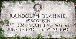 Randolph F Blahnik