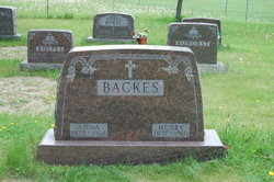 Henry Backes