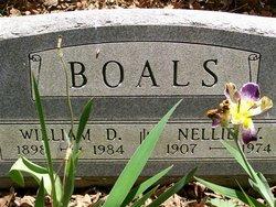 Nellie Vivian <i>Milstead</i> Boals
