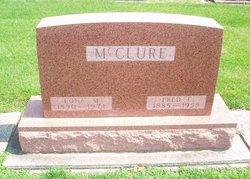 Lona May <i>Moore</i> McClure
