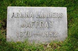 Arlina R. <i>Landers</i> Jaffray