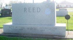 Bette <i>McClure</i> Reed