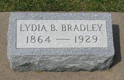 Lydia Belle <i>West</i> Bradley
