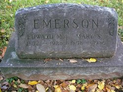 Mary Susan <i>Fleming</i> Emerson
