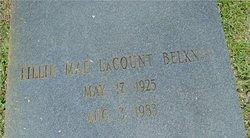 Lillie <i>LaCount</i> Belknap