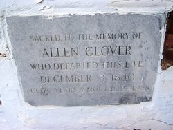 Allen Glover