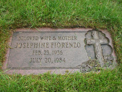 Josephine <i>Scicli</i> Fiorenzo