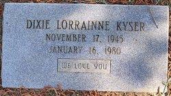 Dixie Lorrainne Kyser