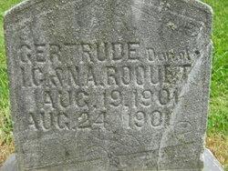 Gertrude Roquet