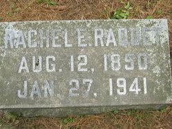 Rachel Emmeline Roquet <i>White</i> Raquet