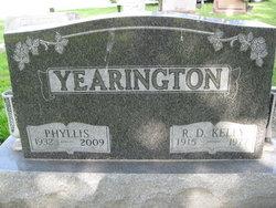 Phyllis Ann <i>Ogburn</i> Yearington