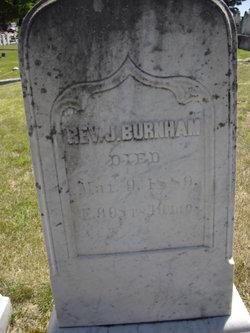 Rev Jonas Burnham