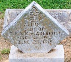 Alton L Aderholt