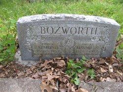 Minnie <i>Switzer</i> Bozworth