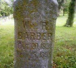 William R Barber