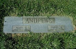 Sarah Matilda Tildy <i>Walsh</i> Andrews
