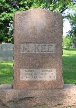 Lemuel M. McKee