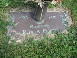 Rita A <i>Higgins</i> Fisher