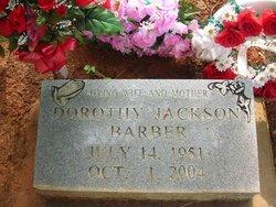 Dorothy <i>Jackson</i> Barber