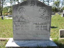 Samuel Isaac Ike Burdett