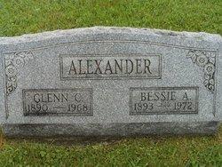 Bessie A <i>Freeman</i> Alexander